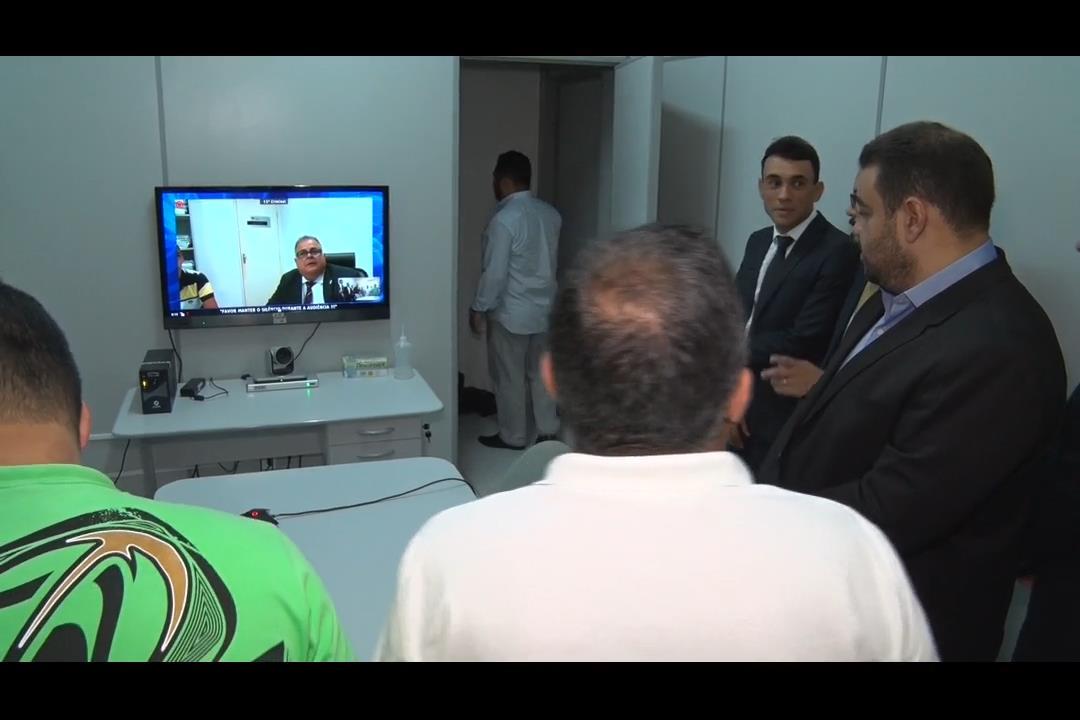 TJTO conhece sistema de agendamento de videoconferências do TJAL
